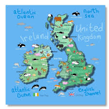 map uk and irelandmap uk counties its s a jungle in here uk ireland map for