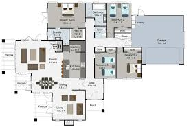 big houses plans luxury modern house floor plans and plan wam