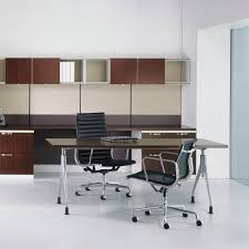 Herman Miller Adjustable Height Desk by Contemporary Executive Chair Leather Adjustable Height