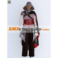 Ezio Halloween Costume Ddcosplay Assassins Creed Ii Ezio Auditore Da Firenze Gray
