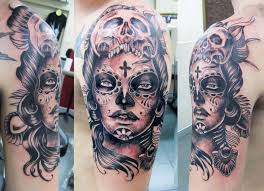 skull tattoos design