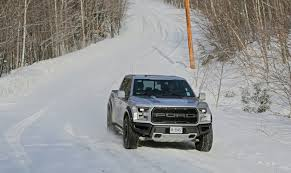 ford raptor jump 5 things i learned ripping through the snow in a 2017 ford f 150