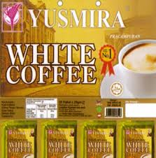 white coffee 20 sachet