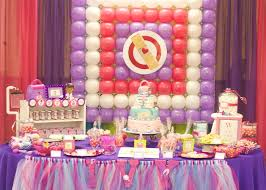 Decorate Table For Birthday Party 118 Best Doc Mcstuffins Party Ideas Images On Pinterest Birthday