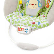 Bright Starts Comfort And Harmony Swing Merry Monkeys Cradling Bouncer