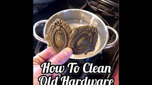 how to clean brass cabinet knobs how to clean brass hardware best way so easy