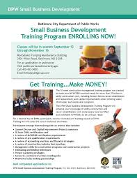 Construction Estimating Classes by Small Business Development Program 2017 Enrolling Now