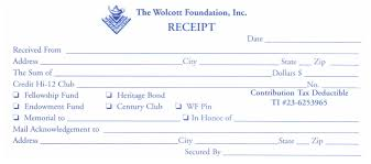 100 charitable donation receipt template 9 donation