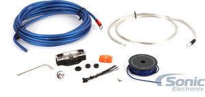jl audio xd pcs8 1b xdpcs81b 8 awg premium amplifier power kit