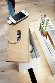 How To Organize Cables On Desk by Organizing Your Home News Tips U0026 Guides Glamour