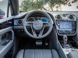 bentley cars interior bentley bentayga 2016 picture 48 of 91