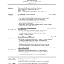 Microsoft Word 2007 Resume Template How To Create A Resume In Microsoft Word With 3 Sample Resumes