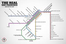 san francisco quezon map sf muni metro map thrillist
