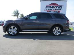 2015 used dodge durango 2wd 4dr limited at capitol expressway used