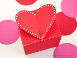 piggy bank party favors vintage heart favor box diy printable s day gift box