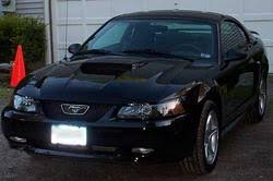 2002 Black Mustang 2002mustanggt 2002 Ford Mustang Specs Photos Modification Info