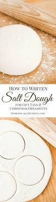 salt dough ornaments i made nailed it handmade