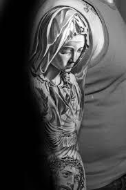 50 jesus sleeve designs for religious ink ideas