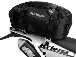 kriega us20 bolsa para moto kriega us20 drypack impermeable bolsas