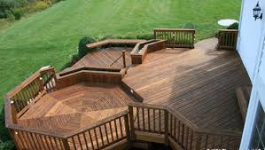 pressure treated deck cheshire ct connecticut power washing