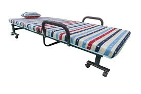 Portable Folding Bed Adjustable Portable Folding Bed With Mattress Folding Beds