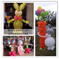 Easter Decorations With Balloons by 282 Best Balloon Easter Decorations Images On Pinterest Balloon