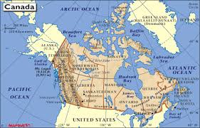 map of canada atlas map of canada atlas major tourist attractions maps