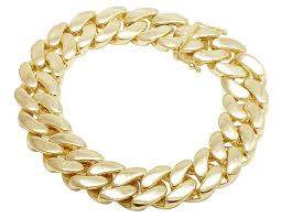 box bracelet clasp images Jewelry unlimited yellow gold 10k semi miami cuban link box clasp jpg
