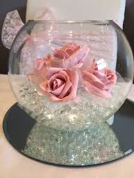 fish bowl centerpieces fishbowl wedding centerpiece gallery wedding decoration ideas