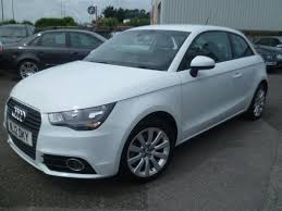 used audi ai for sale used audi a1 2012 white colour diesel 1 6 tdi sport 3 door