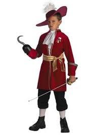 captain hook pirate costume custom made mens by correen u0027s creative