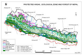 Maps Nepal by Maps Niap Project