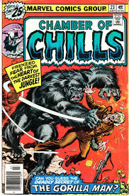 best 25 comic book covers ideas only on pinterest comic covers chamber of chills retro and vintage comic cover made by marvel comics group
