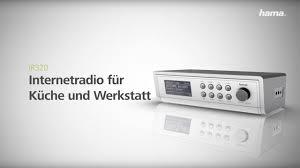 internetradio küche hama internetradio ir320 weiß