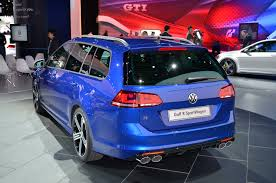 Golf R Usa Release Date Volkswagen Teases U S With Golf R Wagon