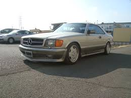 mercedes 560 sec amg for sale mercedes 560sec 1986 used for sale