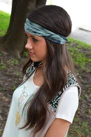 boho headbands boho wrap black tie dye groovy s