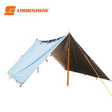 Buy Awning Aliexpress Com Buy Sun Shelter Tent Waterproof Awning Hiking