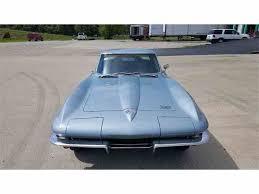 1966 corvette trophy blue 1966 chevrolet corvette for sale on classiccars com 103