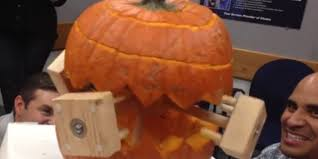 nasa halloween what happens when nasa engineers hold a pumpkin carving contest
