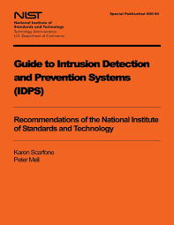 guide to intrusion detection and prevention systems idps u s