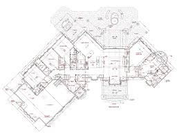 Contractor House Plans Elk River Lodge Montana Luxury Ranch Mountain Style Custom Floor