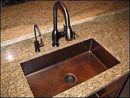 Kitchen Sink Copper Change Into New Copper Sinks Magnificent Kitchen Inside