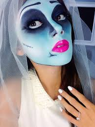 halloween corpse bride makeup halloween bride make up halloween makeup the painted mask face