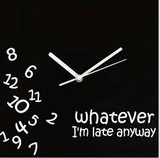 Home Decor On Sale Designer Humorous Artistic Clock For Home Decor On Sale Until