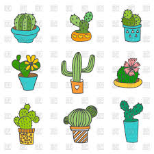 cartoon face and hands cactus clipart explore pictures