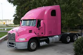 volvo trucks greensboro nc photo gallery trucks turn pink for breast cancer awareness