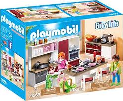t駘馗harger les jeux de cuisine playmobil cuisine aménagée 9269 amazon fr jeux et jouets