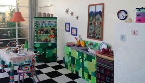 unique kitchen decor ideas colorful crochet kitchen decor unique craft ideas for home