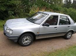 peugeot 309 glx 1 6 5d sedan 1991 used vehicle nettiauto